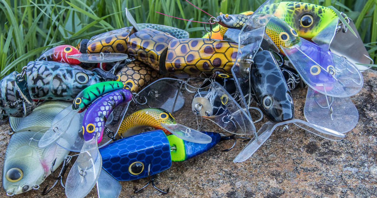 Must have lures for Cod season opening