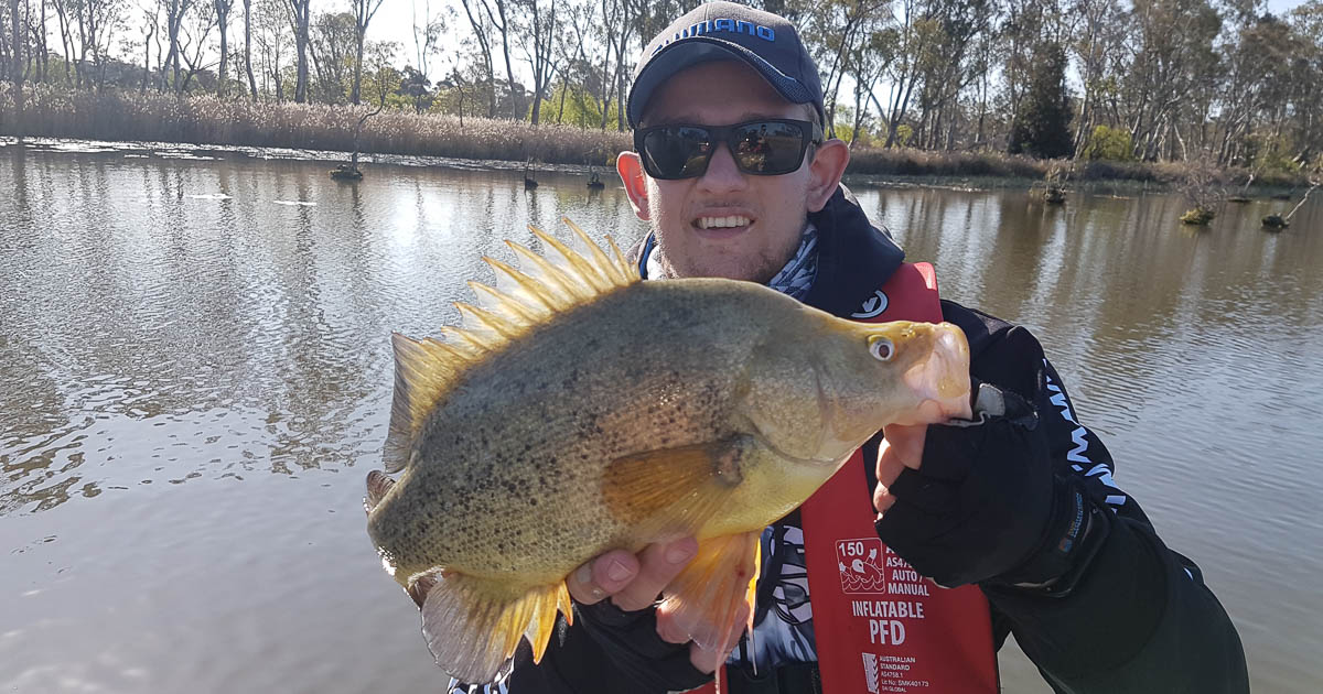 Fishing Report from the Goulburn River
