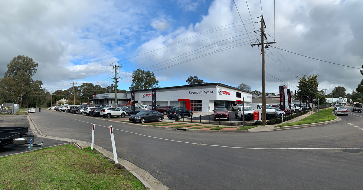 Seymour Toyota are proud to again be the Official Car Supplier for GoFish Nagambie