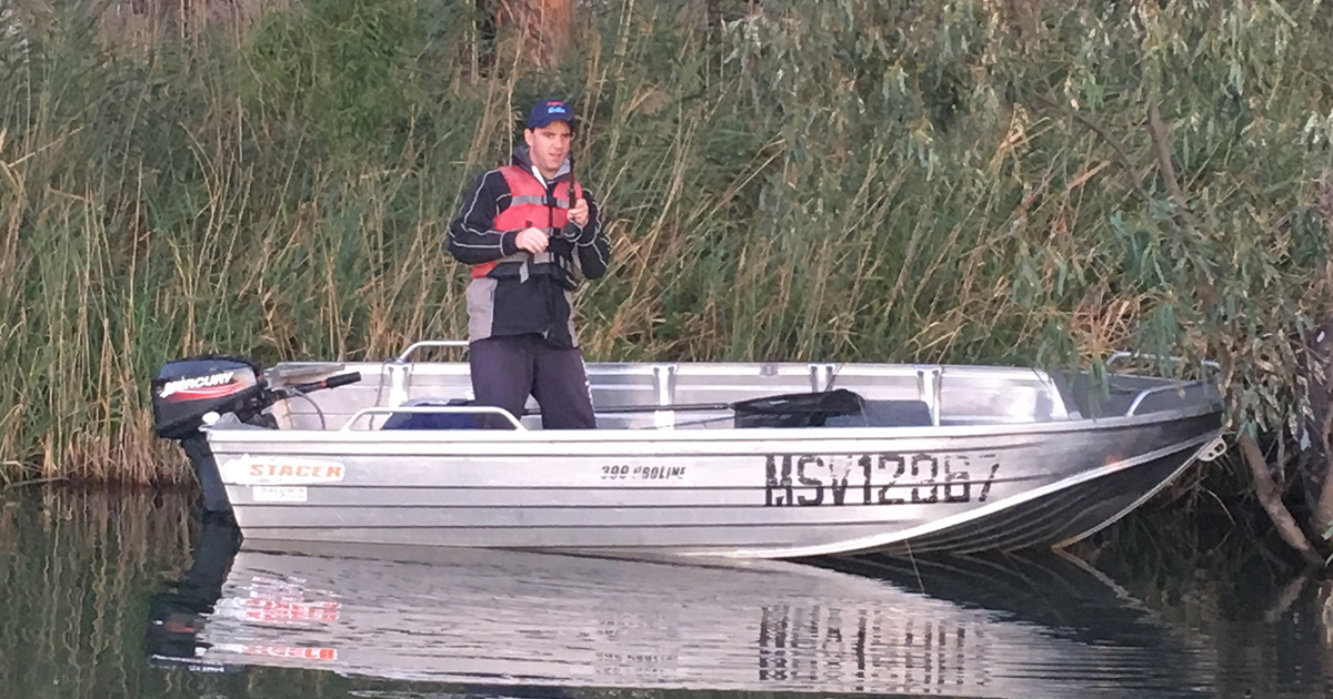 Go Adventure Nagambie has it all during GoFish 2020