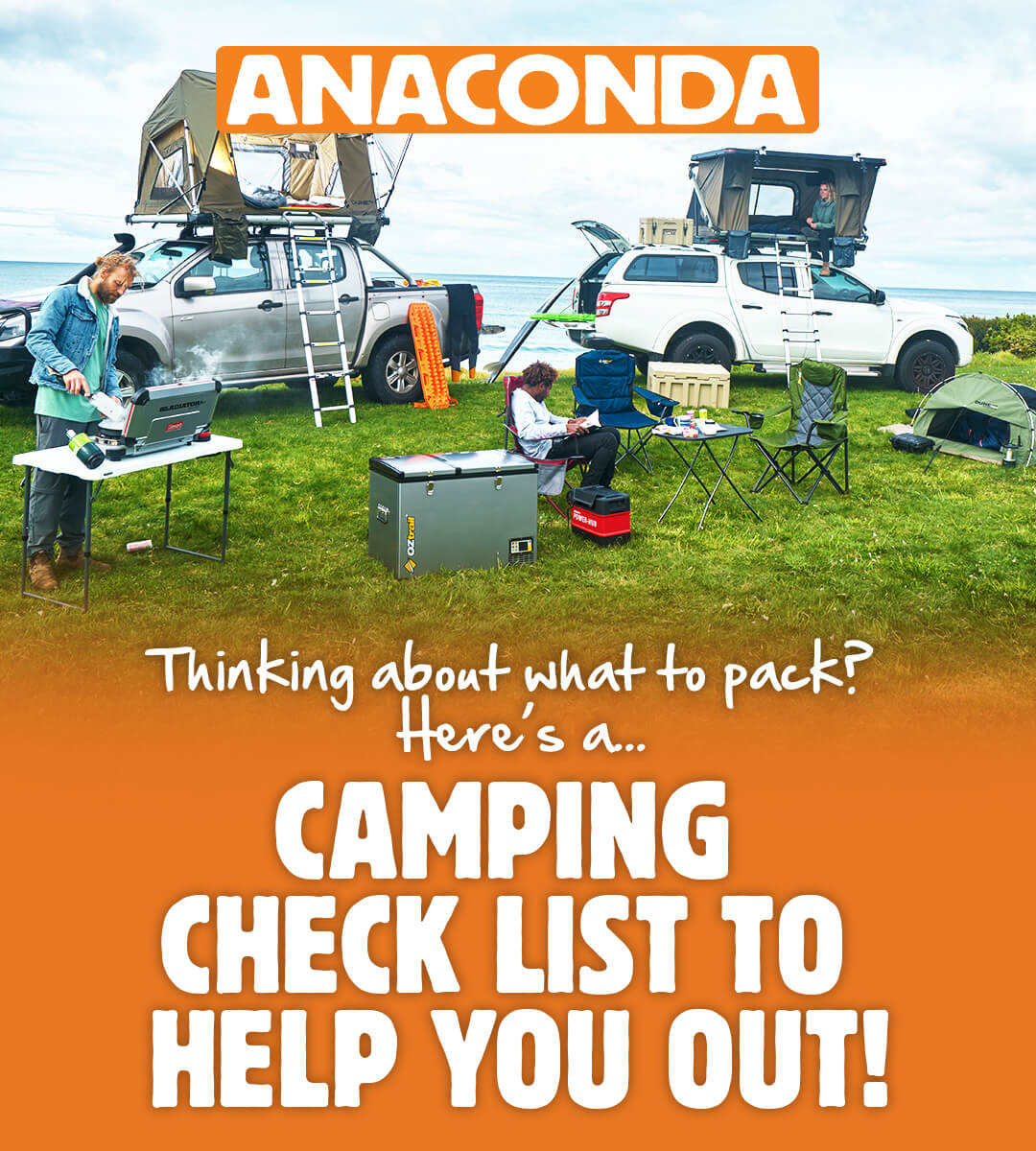 Read more about the article Camping Check List