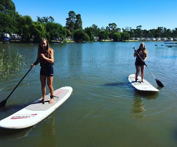 Go Adventure Nagambie has it all during GoFish Nagambie 2021